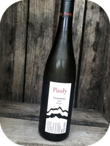 2020 Weingut Axel Pauly, Generations Riesling, Mosel, Tyskland