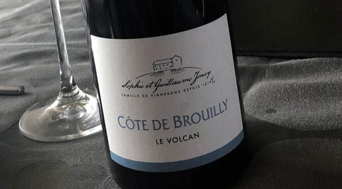 2019 Domaine Joncy, Côte de Brouilly Le Volcan, Bourgogne, Frankrig