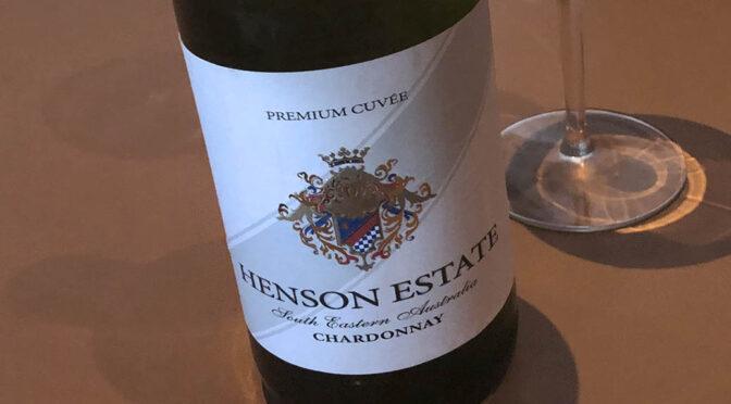 2020 Globus Wine, Henson Estate Chardonnay, South Australia, Australien