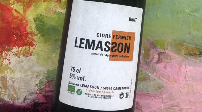 N.V. Damien Lemasson, Cidre Fermier Lemasson Brut, Frankrig
