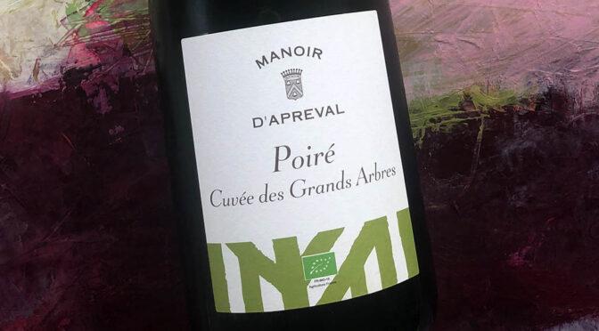 N.V. Manoir d'Apreval, Poiré Cuvée des Grands Arbres, Frankrig