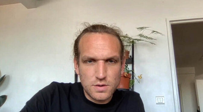 Houlberg til Millésimes Alsace DigiTasting® … Pierre Dietrich fra Achillée – Dietrich Yves