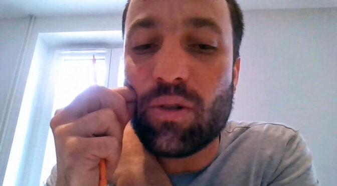 Houlberg til Millésimes Alsace DigiTasting® … Sébastien Mann fra Domaine Mann