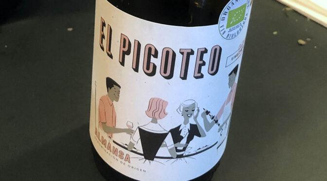 2019 Bodegas Piqueras, El Picoteo Tinto, Valencia, Spanien
