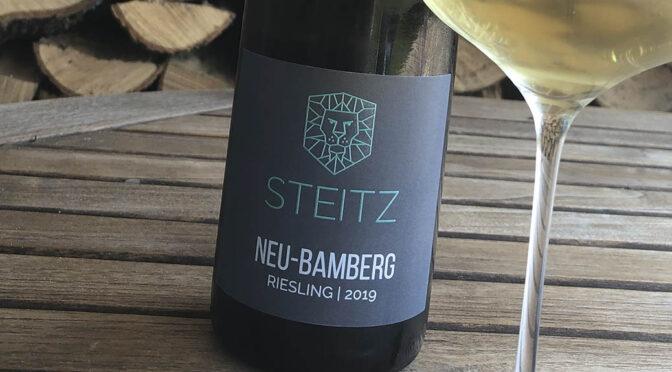 2019 Weingut Steitz, Neu-Bamberg Riesling, Rheinhessen, Tyskland