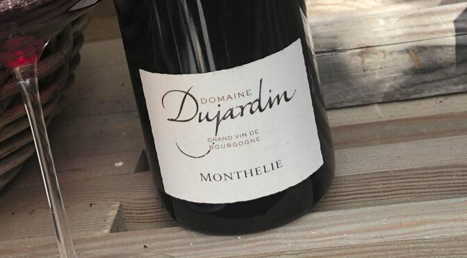 2018 Domaine Dujardin, Monthélie Rouge, Bourgogne, Frankrig
