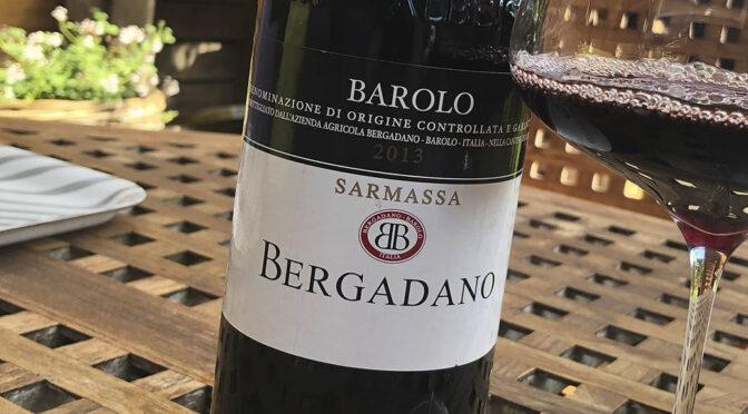 2013 Bergadano, Barolo Sarmassa, Piemonte, Italien