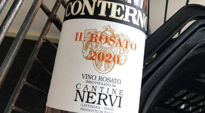 2020 Nervi Conterno, Il Rosato, Piemonte, Italien