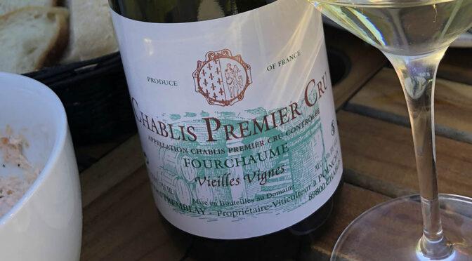 2014 Domaine Gérard Tremblay, Chablis 1. Cru Fourchaume Vieilles Vignes, Bourgogne, Frankrig