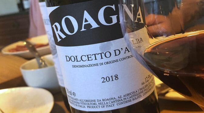 2018 Roagna, Dolcetto d'Alba, Piemonte, Italien