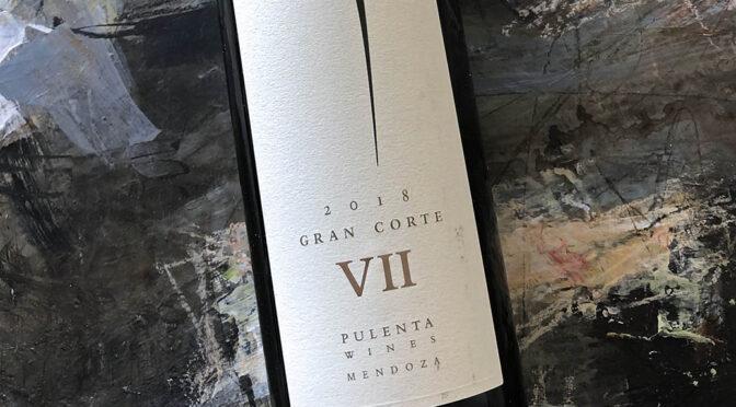2018 Pulenta Estate, VII Gran Corte, Mendoza, Argentina