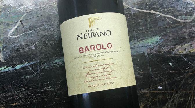 2017 Tenute Neirano, Barolo, Piemonte, Italien