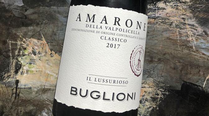 2017 Cantine Buglioni, Amarone della Valpolicella Classico Il Lussurioso, Veneto, Italien