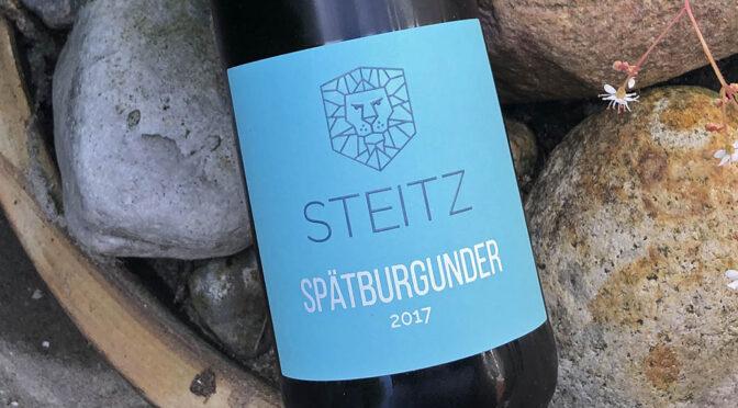 2017 Weingut Steitz, Spätburgunder, Rheinhessen, Tyskland