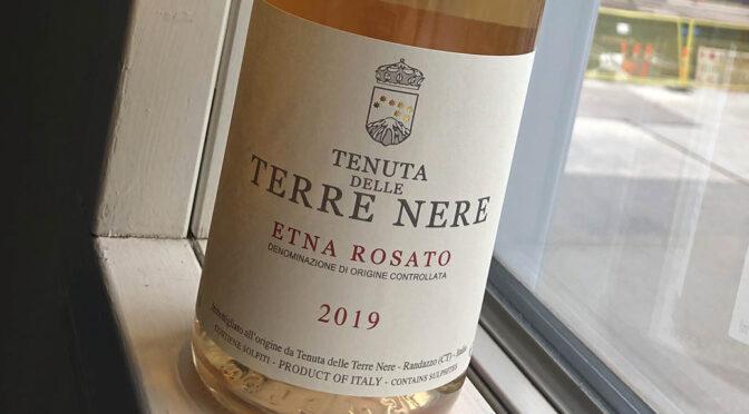 2019 Tenuta delle Terre Nere, Etna Rosato, Sicilien, Italien