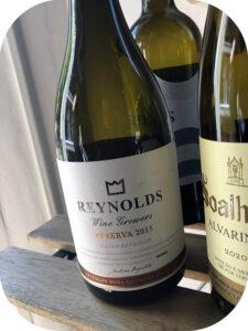 2015 Reynolds Wine Growers, Julian Reynolds Reserva, Alentejo, Portugal
