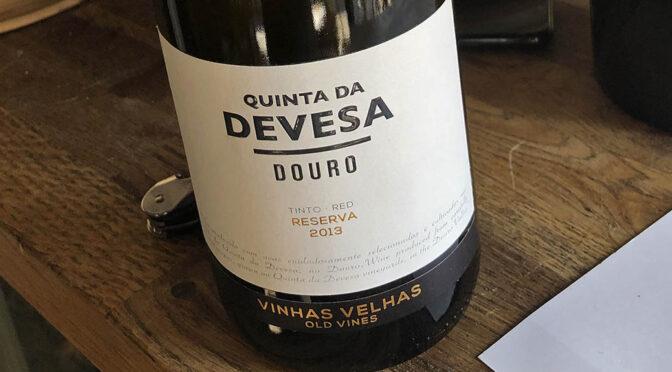 2013 Quinta da Devesa, Vinhas Velhas Reserva, Douro, Portugal