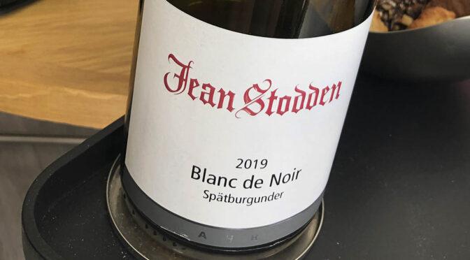 2019 Weingut Jean Stodden, Blanc de Noir Spätburgunder, Ahr, Tyskland