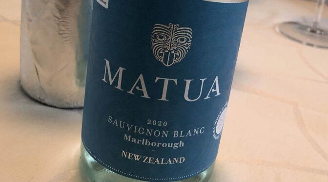 2020 Matua Wines, Sauvignon Blanc, Marlborough, New Zealand