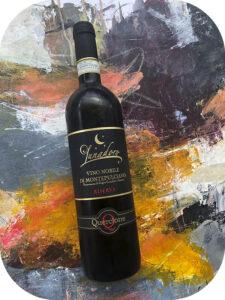 2008 Lunadoro, Vino Nobile di Montalcino Riserva Quercione, Toscana, Italien