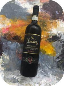 2007 Lunadoro, Vino Nobile di Montalcino Riserva Quercione, Toscana, Italien