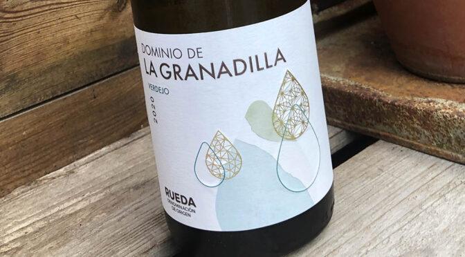 2020 Dominio de la Granadilla, Verdejo, Castilla y León, Spanien