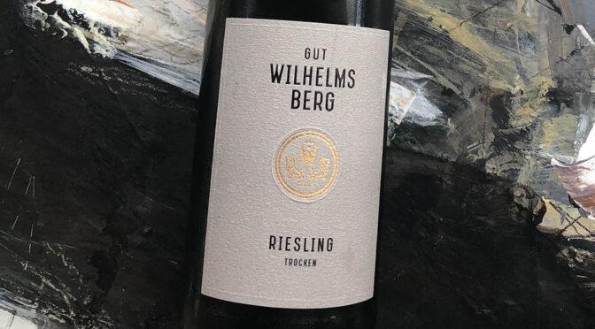 2019 Gut Wilhelmsberg, Riesling, Franken, Tyskland