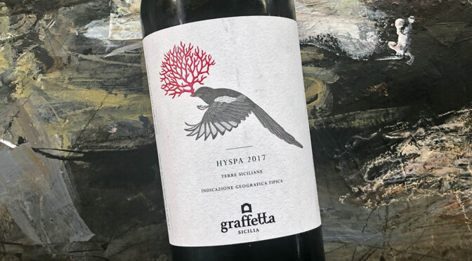 2017 Graffetta, Hyspa, Sicilien, Italien
