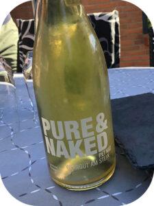 2020 Weingut Am Stein, Pure & Naked Pét Nat Brut Nature Limited Release, Franken, Tyskland