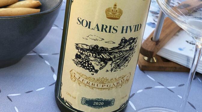 2020 Terrupgaard Vin, Solaris Hvid, Jylland, Danmark