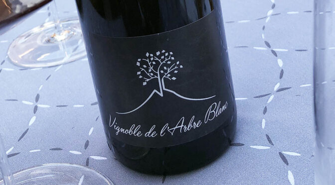 2015 Vignoble de l'Arbre Blanc, Les Petite Orgues, Auvergne, Frankrig