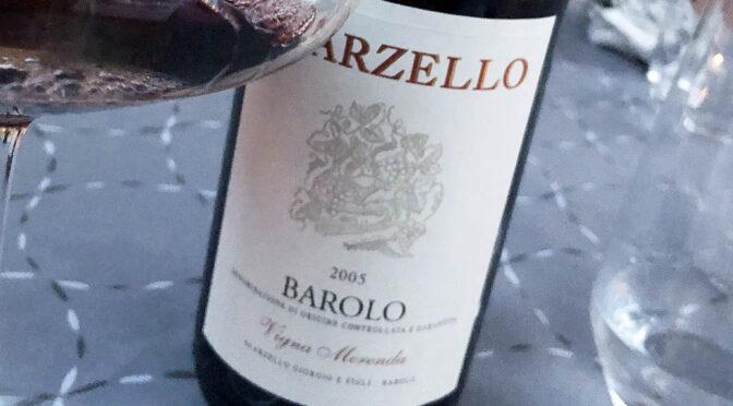 2005 Scarzello, Barolo Vigna Merenda, Piemonte, Italien