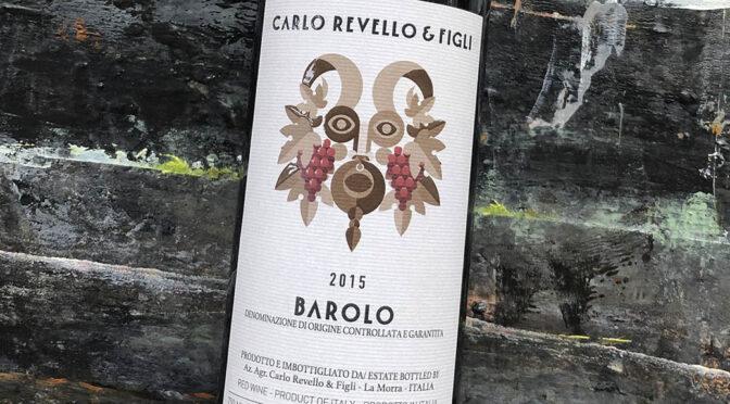 2015 Carlo Revello & Figli, Barolo, Piemonte, Italien