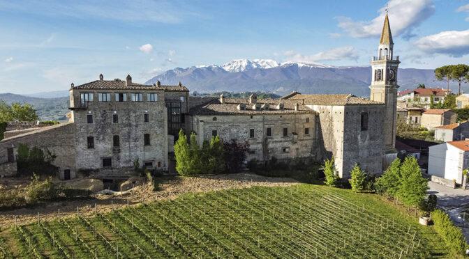 2020 Masciarelli,Castello di Semivicoli Abruzzo Pecorino, Abruzzo, Italien