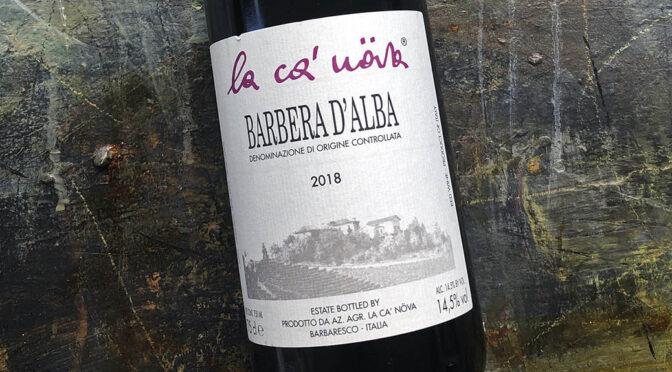 2018 La Ca' Növa, Barbera d'Alba, Piemonte, Italien