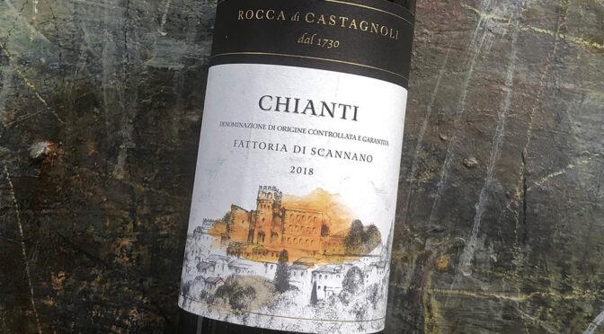 2018 Rocca di Castagnoli, Chianti Classico, Toscana, Italien