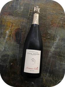 2017 Etienne Sandrin, A travers Celles Extra Brut, Champagne, Frankrig