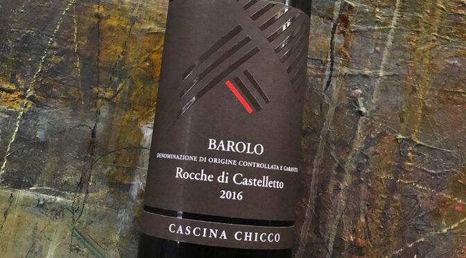 2016 Cascina Chicco, Barolo Rocche di Castelletto, Piemonte, Italien
