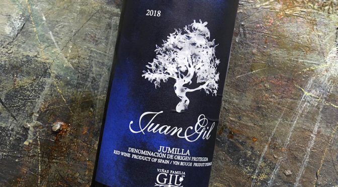 2018 Juan Gil, Blue Label, Jumilla, Spanien