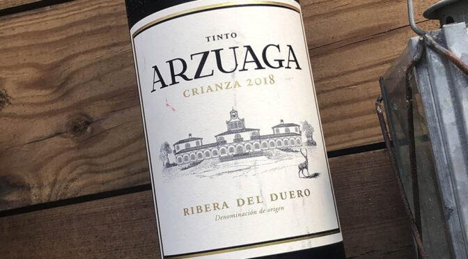 2018 Bodegas Arzuaga Navarro, Crianza, Ribera del Duero, Spanien