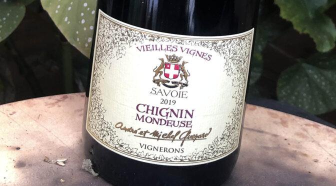 2019 André & Michel Quenard, ChigninMondeuse Vieilles Vignes, Savoie, Frankrig