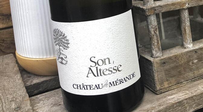 2019 Domaine Genoux, Son Altesse Roussette de Savoie, Savoie, Frankrig