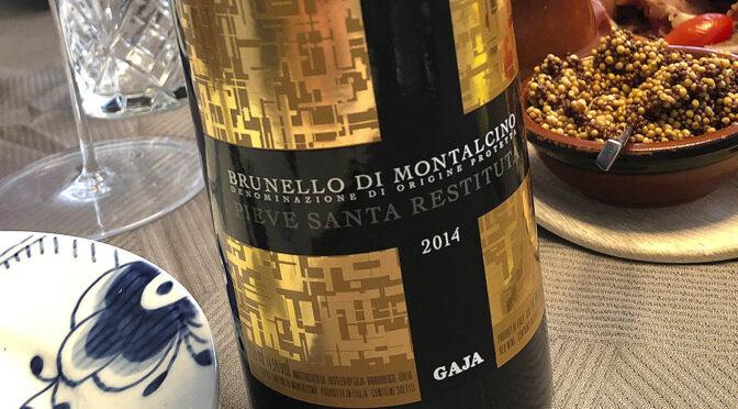2014 Angelo Gaja, Brunello di Montalcino Pieve Santa Restituta, Toscana, Italien