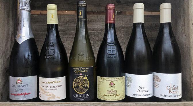 Houlberg tester vine fra Savoie … de ukendte bjergvine fra Frankrig