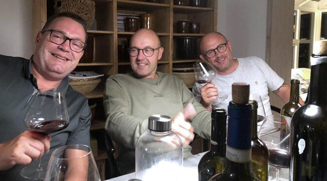 Byggemøde 28. august 2021 … med Houlberg som aftenens vært