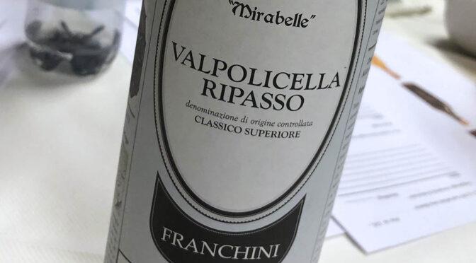 2016 Franchini, Valpolicella Ripasso Classico Superiore Mirabelle, Veneto, Italien