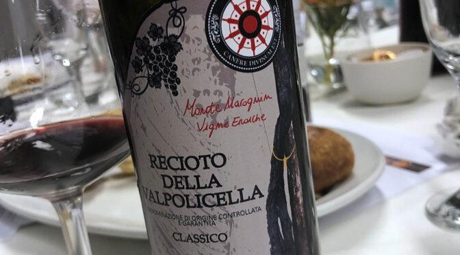 2018 Franchini, Recioto della Valpolicella Monte Marognin Vigne Eroiche, Veneto, Italien