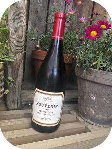 2017 Scheid Family Wines, Souvenir Pinot Noir, Californien, USA