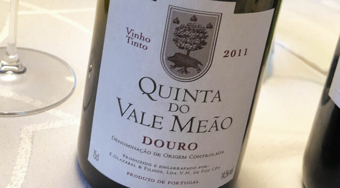 2011 Quinta Do Vale Meão, Quinta do Vale Meão Tinto, Douro, Portugal