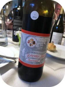 2013 Bussaco Wines, Buçaco Tinto Reservado, Dão, Portugal